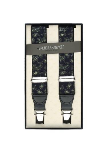 Bretelle & Braces Pantolon Askısı Lacivert
